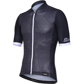 Santini Sleek 99 Jersey SS Men nero